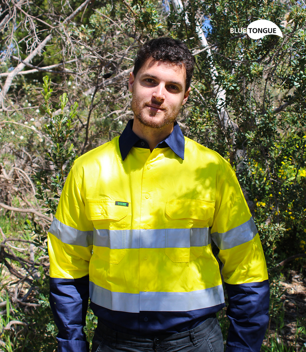 <em>Jake Burgess</em> - Hired and Up-Skilling with Blue Tongue to become a Heavy Mobile Plant Technician 1